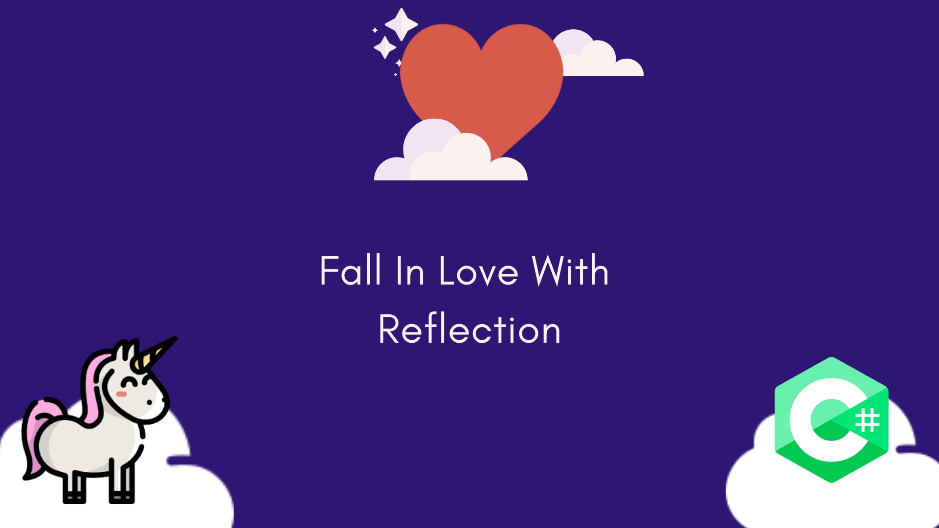 Fall In Love With Reflection